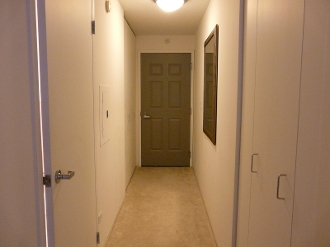 Hallways - less than 6 feet long